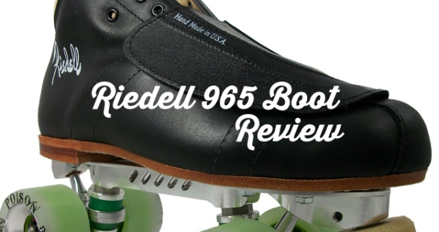 riedell 965 boot review