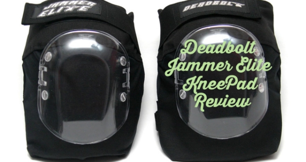 deadbolt jammer elite knee pad review