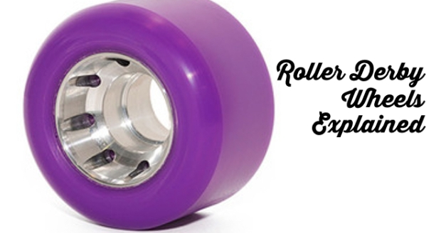 roller derby wheels explained
